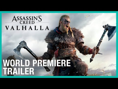 Assassin's Creed Valhalla: Cinematic World Premiere Trailer | Ubisoft [NA]