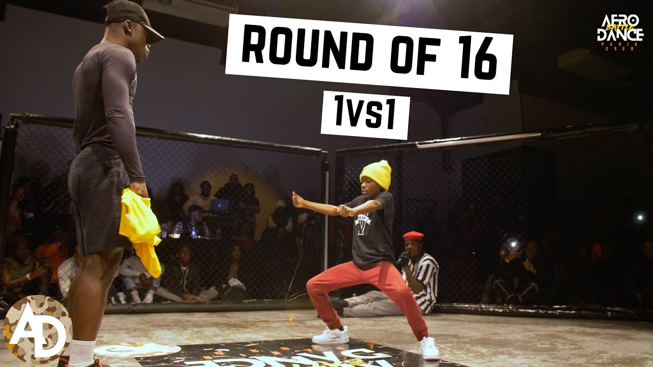 Download Wizlex vs. Durel - Round of 16 (1vs1)   Afro Dance Battle Paris 2020