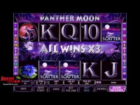 Panther Moon Slots - Play the Online Version for Free