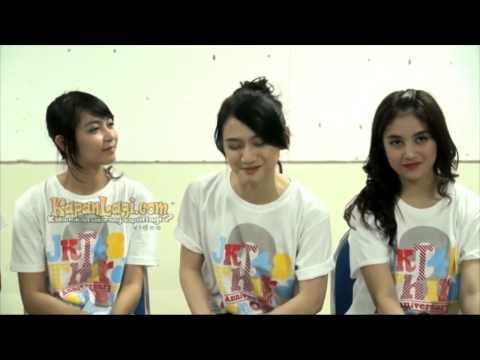 Konser Ultah JKT48 Ke-3 Melody Menangis