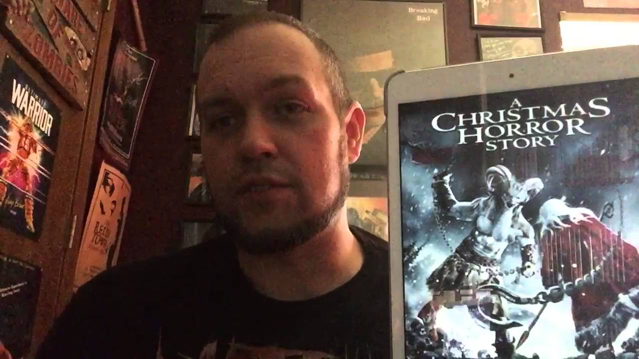 A Christmas Horror Story (2015) REVIEW - YouTube
