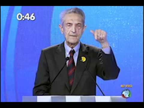 PLINIO VS DILMA - Debate Record Eleições 2010