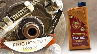 Luki-Oils 4T 10W40 Jak skutecznie olej chroni silnik?