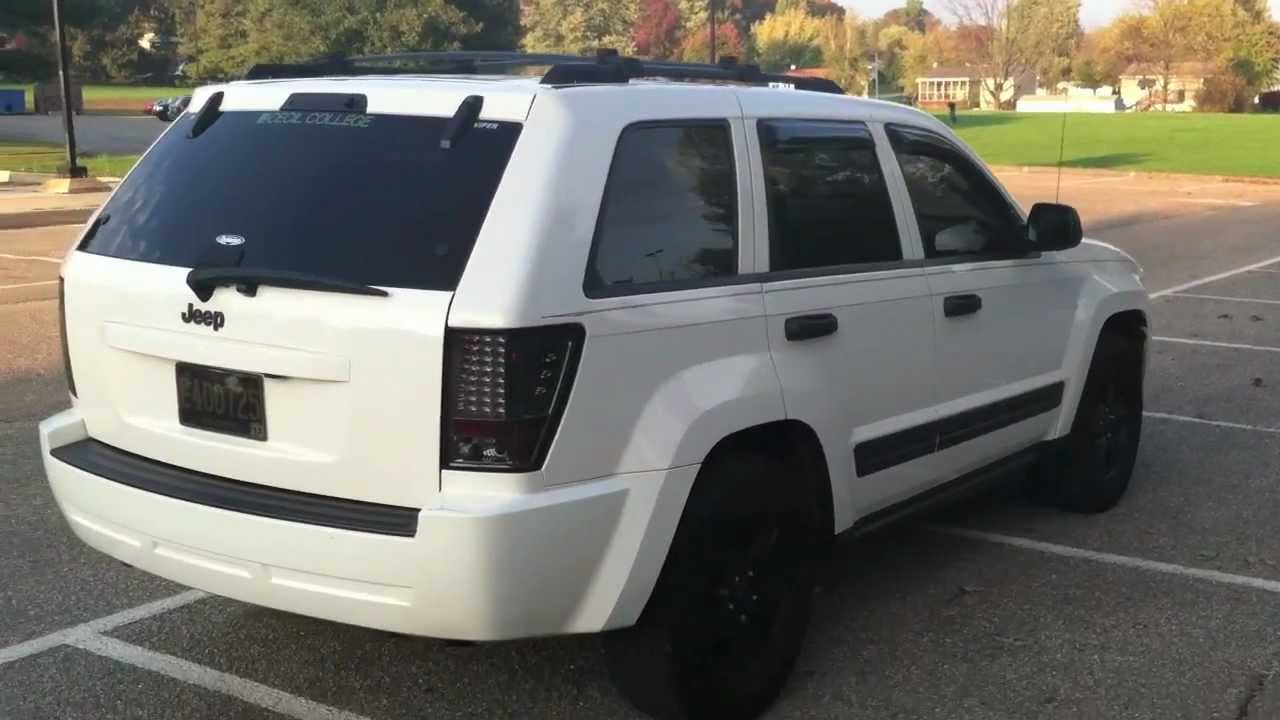 unmarked, storm trooped and modded 2006 jeep grand cherokee - youtube