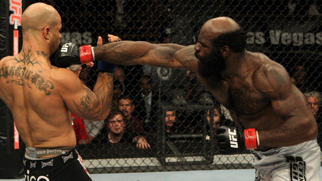 Дебют UFC: Кимбо Слайс - Хьюстон Александр