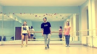 FEELIN MYSELF - WILL.I.AM, MILEY CYRUS, FRENCH MONTANA | choreography by ANDREW HEART