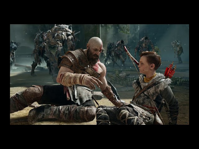 New Game God Of War4 Part 2 Ps4
