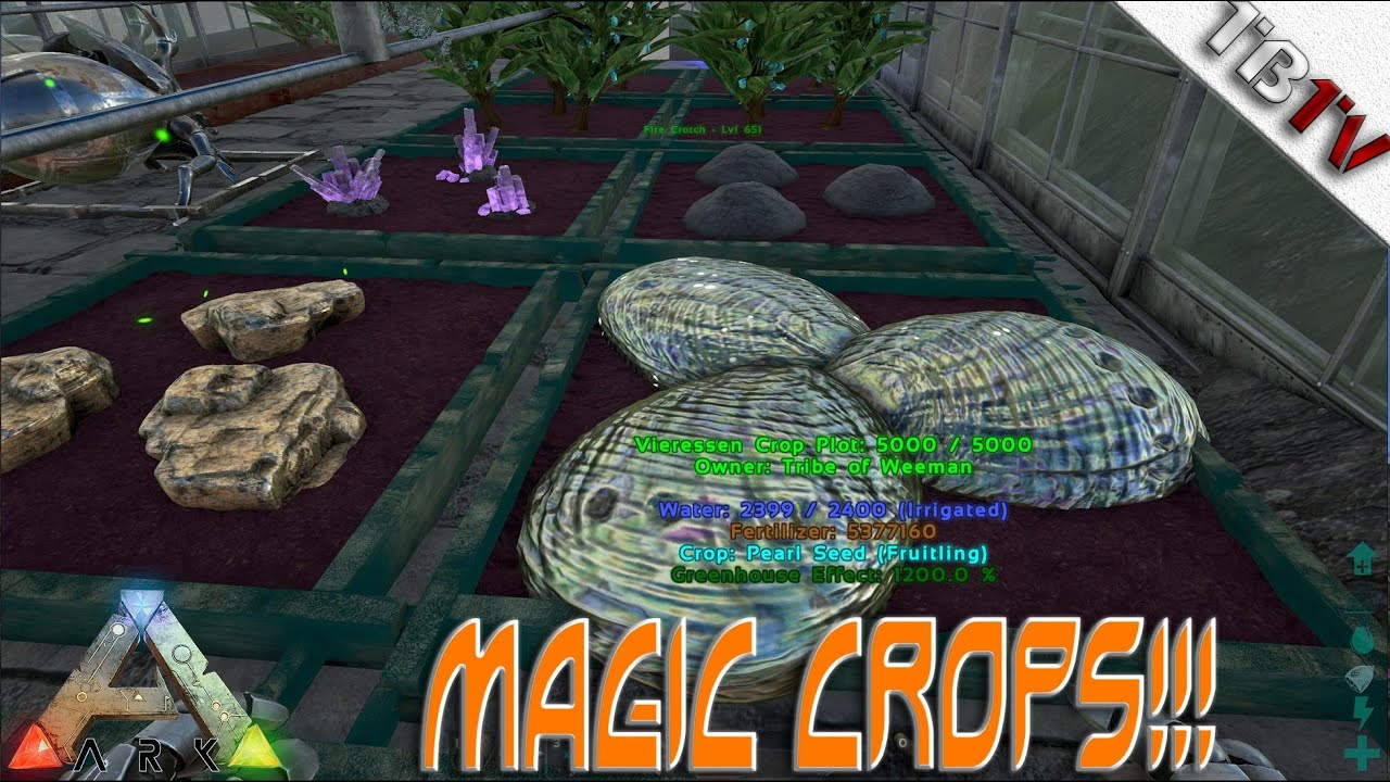 Magic Crops Ark Resource Crops Modded Ark Survival Evolved S1e5 Black Pearl Farm Gameplay Youtube The creatures you can kill to. magic crops ark resource crops modded ark survival evolved s1e5 black pearl farm gameplay