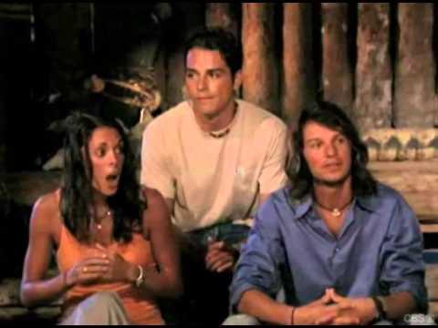 Survivor Micronesia - Life at Ponderosa James