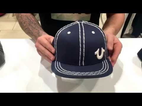 Unboxing #18 True Religion Baseball Caps