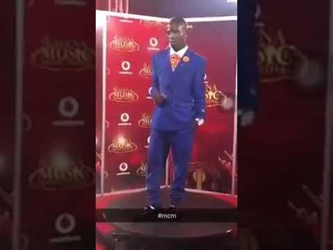 PATAPAA @ GHANA MUSIC AWARDS- RED CARPET