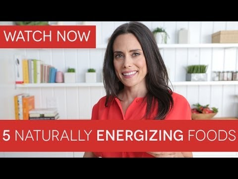 5 Naturally Energizing Foods with Women's Health