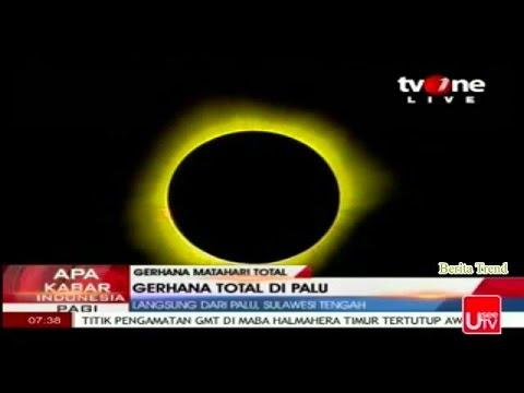 Merinding!! Detik-detik GMT 2016, PALU, Indonesia, Warga Teriak Takbir Hingga Nangis