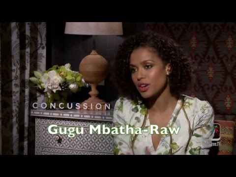 Gugu Mbatha-Raw Interview | Hollywood +