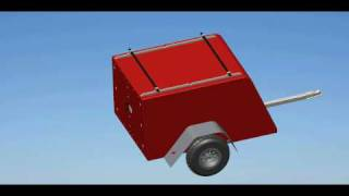 Camping Trailer - Second Year UWO Mechanical Engineering Project