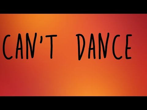 Meghan Trainor - Can † t Dance Lyrics