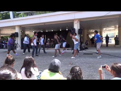 Danses de Wallis & Futuna, LGN 2013.