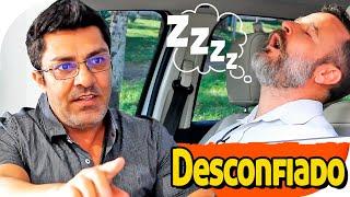 DESCONFIADO - PARAFUSO SOLTO