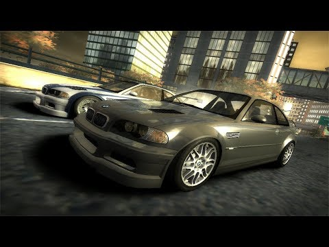 Need For Speed Most Wanted - Street Legal BMW M3 Run