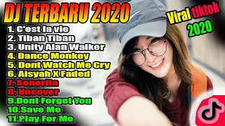 Download lagu Dj Tik Tok Terbaru 2020  Dj C'est La Vie Full Album Remix 2020 Full Bass Viral Enak