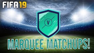 FIFA 19! MARQUEE MATCHUPS + dIVISION RIVALS!  (PS4/XBOX ONE)