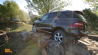 #mbrt15 Part 1: Off-Road in Tuscaloosa (English / German)