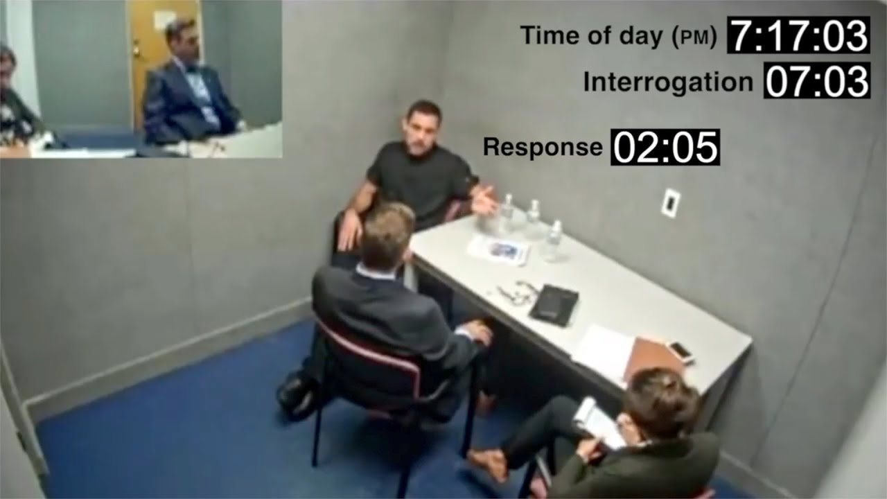 Lee Rodarte Interrogation - Criminal Psychology