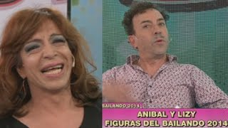 La cocina del show - La pregunta de Aníbal Pachano que tentó a Lizi Tagliani