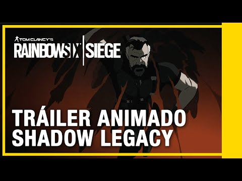 Rainbow Six Siege - Tráiler de lanzamiento Shadow Legacy | Ubisoft Forward 2020