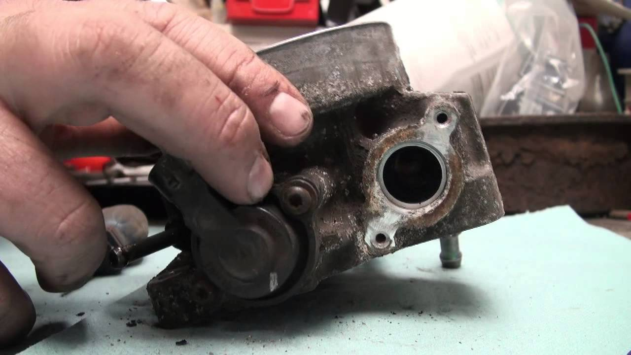 2001 gmc 1500 5 3 throttle body clean and idle air control valve replacement [ 1280 x 720 Pixel ]