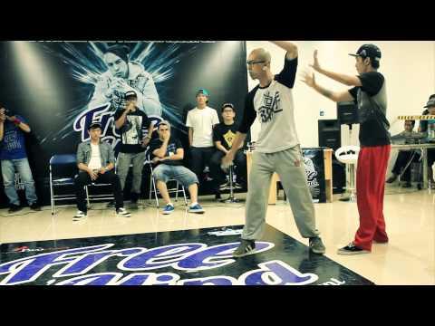 Free Ya Mind 2013 | Poppin | Final | MT & Rufu (X_Clown) vs TF Star & X-Star (BigToe/Milkyway)