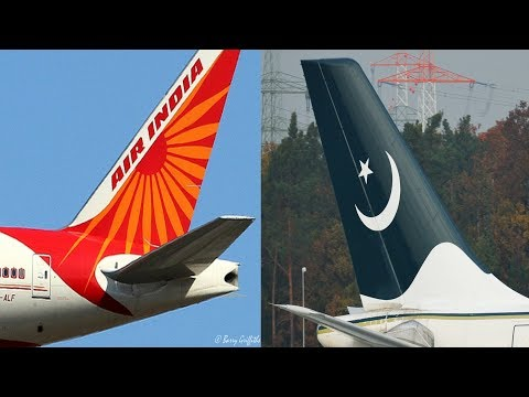Air India vs Pakistan International Airlines
