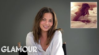 Chrissy Teigen Explains The Story Behind Her Favorite Instagram Shots | Glamour