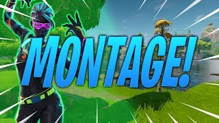 Fortnite: Battle Royale - Montage #2 by Cursed