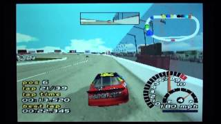 NASCAR 2000 (PS1) - Race 1/24 - Dura-Lube/Big Kmart 400