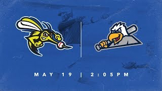 Sugar Land Skeeters v York Revolution | May 19, 2019