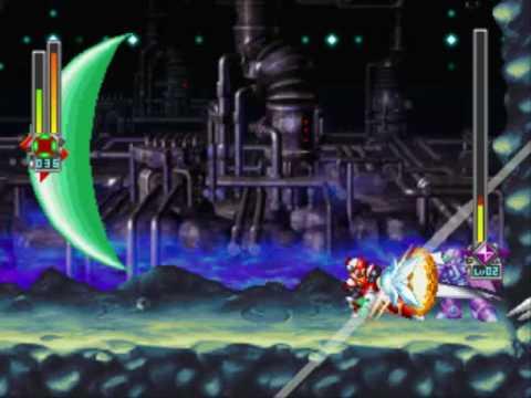 Megaman X6 Zero Nightmare State Mod