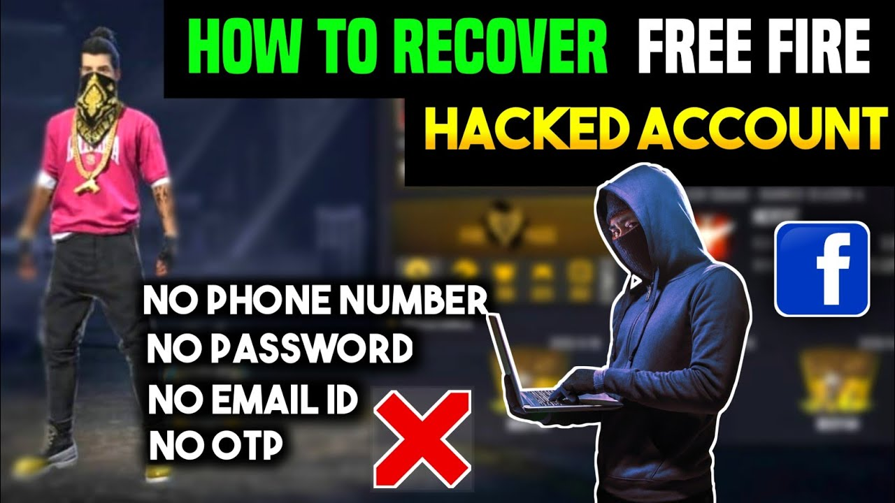 How to Recover Free Fire Hacked Facebook Account 2021 || Free Fire Hacked Account Wapas Kaise Laye