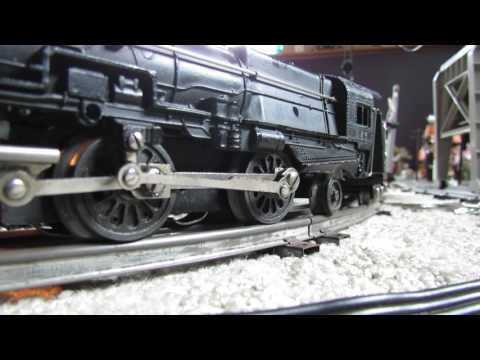 American Flyer Prewar 545 , 1940 Only  With Accessories O Gauge