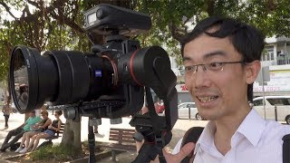 Surprisingly good affordable 3.6KG gimbal: Accsoon A1-S