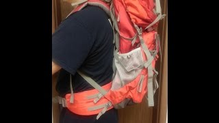 MountainTop Outdoor Equipment Company 70L Pack - Review