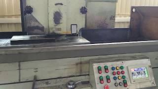 Модернизированный плоскошлифовальный станок 3Л722В на базе ПЛК ОВЕН #2
