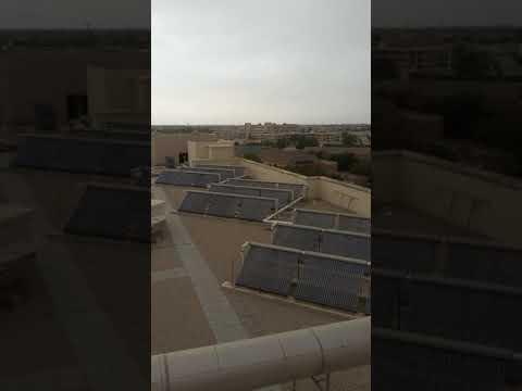 Solar evacuated tube collectors by Tecma Jic-KSA