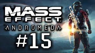 Mass Effect Andromeda - Прохождение на русском - часть 15 - Торговый порт