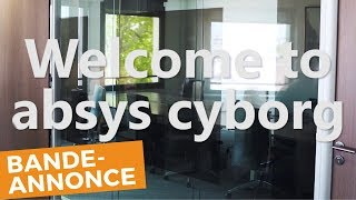 Absys Cyborg recrute - Bande Annonce