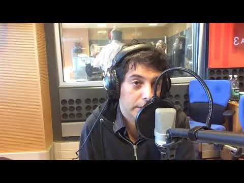 Rui Da Silva à conversa com Isilda Sanches na Ant3na