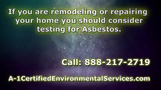 Asbestos Lab Testing Service and Environmental Mold Testing