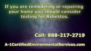 Asbestos Lab Testing Service and Environmental Mold Testing