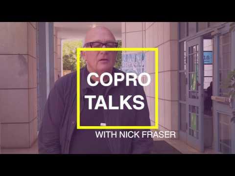 CoPro Talks - Nick Fraser Interview