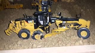 Diecast construction models